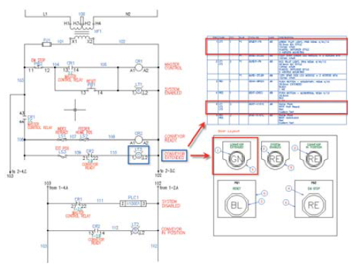 learncax  customization of autocad electrical using c and objectarx, electrical drawing